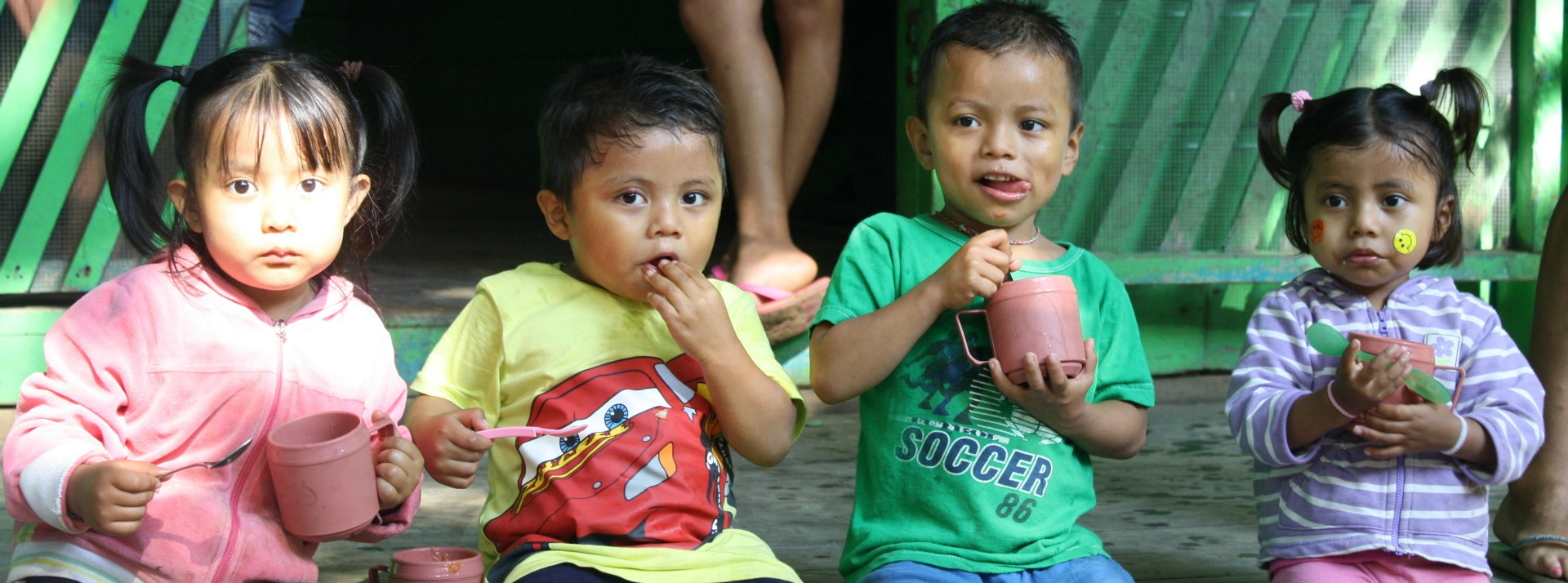 Big help for small orphanages!