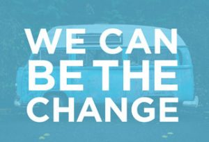 We Can Be The Change