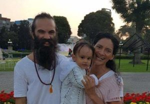 Geraldine & family
